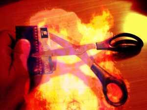 Cartão de crédito, perigo à vista!