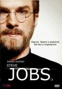 Steve Jobs - Capa Filme DVD